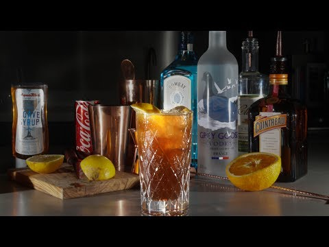 HOW TO MAKE A LONG ISLAND ICED TEA | #TFIFRIDAY
