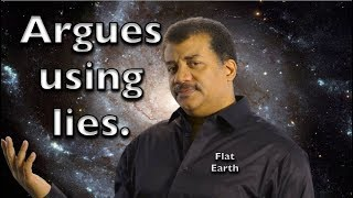 Neil deGrasse Tyson Proves the Flat Earth is Round