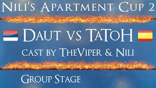NAC2 | TaToH vs DauT | Cast by TheViper+Nili