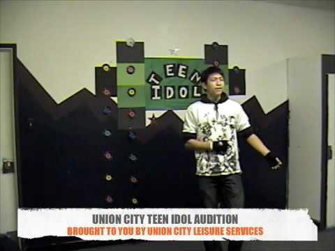 UNION CITY 2009 TEEN IDOL 2 EPISODE ONE (AUDITION'S)