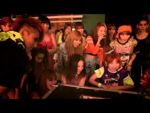 4MINUTE - 이름이 뭐예요? (What's Your Name?) (BTS: Music Video)