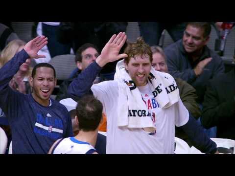 Dallas Mavericks Playoff Hype