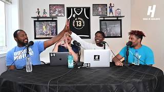 Cap or No Cap 2019-2020 NBA Edition | Through The Wire Podcast