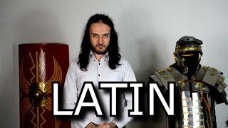 Latin - Historical Presentation and Pronunciation Tutorial