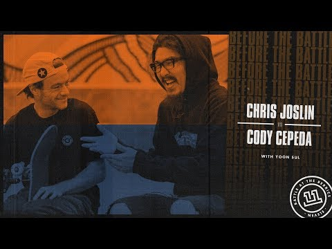 BATB 11   Before The Battle - Round 2 Week 4: Chris Joslin vs. Cody Cepeda