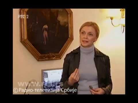 2015.04.01 Ministro Gentiloni intervista per Radio Televisione Serbia (video RTS)