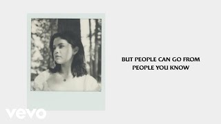 Selena Gomez - People You Know (Official Lyrics)