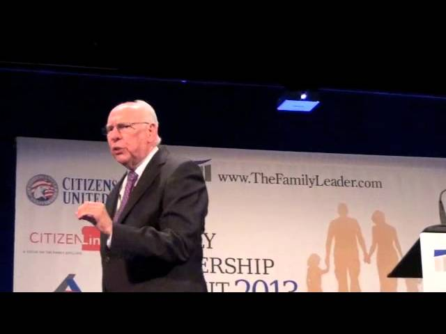Rafael Cruz at Family Leadership Summit pt2