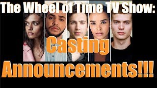 Wheel of Time Casting REVEALED!!! Analyzing The Picks!