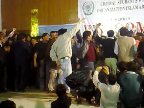 chitrali Dance 1 ( Chitral Students Welfare Organization Islamabad )