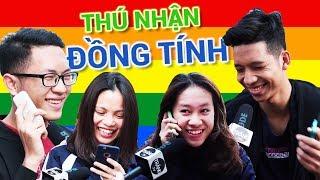 Thử thách gọi điện thú nhận đồng tính với bố mẹ | Trong Trắng 81