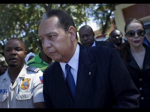 Haiti's Jean-Claude 'Baby Doc' Duvalier Dies