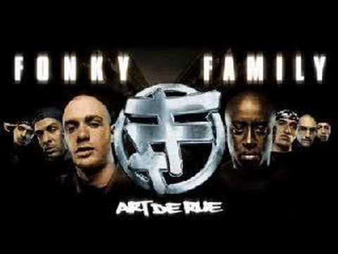 fonky family - cherche pas a comprendre