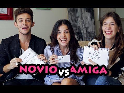 #RUGGELARIA -  AMIGA VS NOVIO