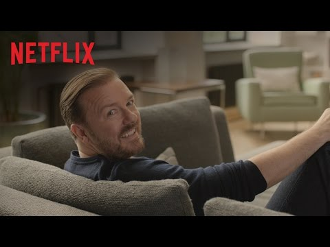 Ricky Gervais: 'Superfan' commercial