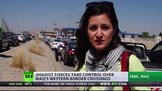 ISIS Onslaught: 'If nothing changes Iraq will be country of orphans & widows'