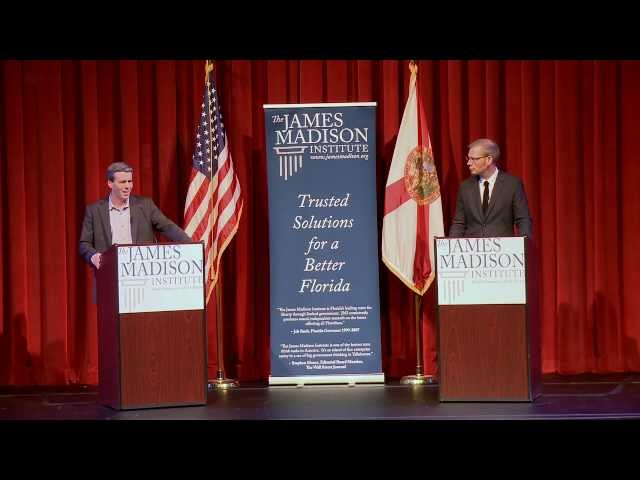 James Madison Institute - Role of Government Debate