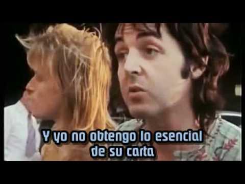 Paul McCartney  Monkberry Moon Delight subtitulado en español