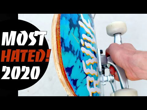 Most Hated Skateboard Tricks 2020