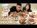 BORONG! 9 Porsi Sate Legendaris Di Sate Khas Senayan