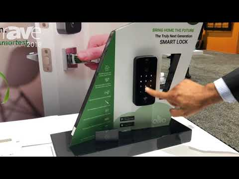 CEDIA 2018: Altro Smart Discusses Next-Gen, Wi-Fi-Enabled Smart Lock With Keyless Entry