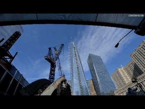 'Top of the world, Ma'? Teen sneaks up WTC, cops say