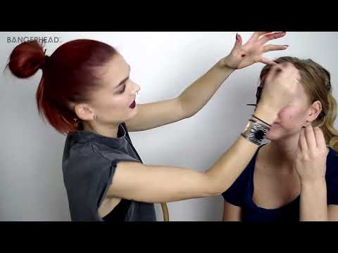 Cut Out Eye (with subs) - Linda Hallberg Makeup Tutorials