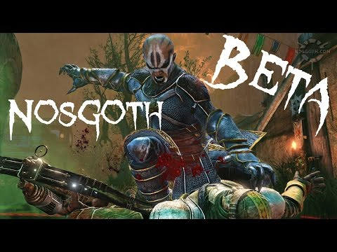 Beaten To A Pulp! | Nosgoth (PC) - Closed Beta