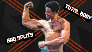 The Best Workout Split For MASSIVE Muscle Gains
