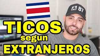 VOCABULARIO TICO segun EXTRANJEROS - TIPICO EN COSTA RICA