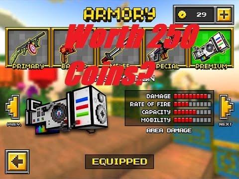 Pixel Gun Logos Pixel Gun 3d Worth 250 Coins