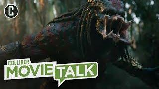Predator Trailer Teases Alien/Predator Hybrid? - Movie Talk