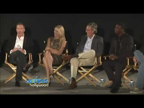 Damian Lewis and Claire Danes Talk 'Homeland', Clip 2 (21 March 2012)
