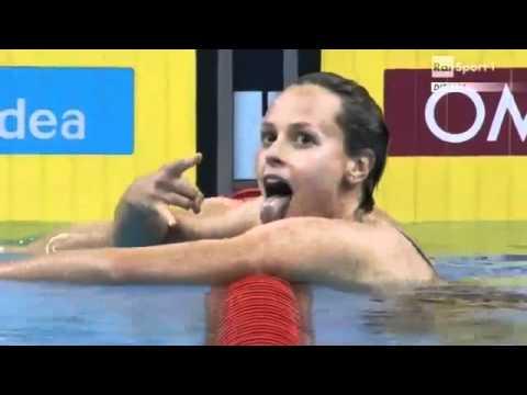 Federica Pellegrini oro 200 sl mondiali Shangai 2011.mp4