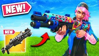 *NEW* LEGENDARY TAC SHOTGUN IS AMAZING!! - Fortnite Fails and WTF Moments! #621