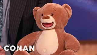 Introducing WikiBear, The Wikipedia-Powered Teddy