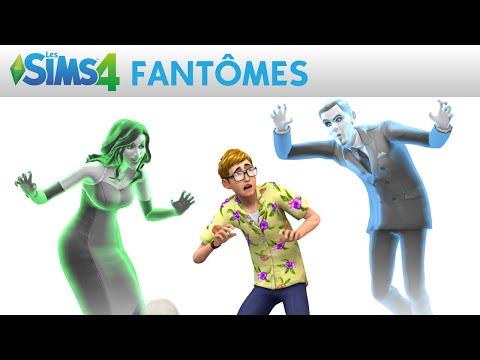 Les Sims 4 : Les Fantômes – Trailer officiel