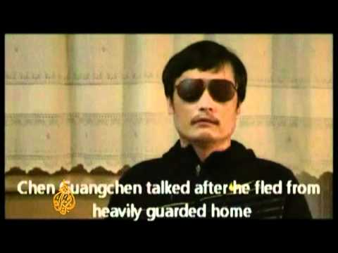 China dissident Chen Guangcheng 'under US protection' - Worldnews.