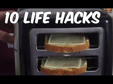 10 Life Hacks Everyone Must Know