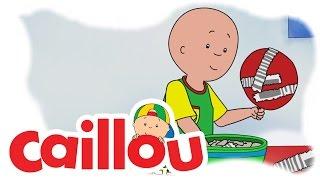 Caillou - Bunny Shmunny  (S05E15) | Cartoon for Kids