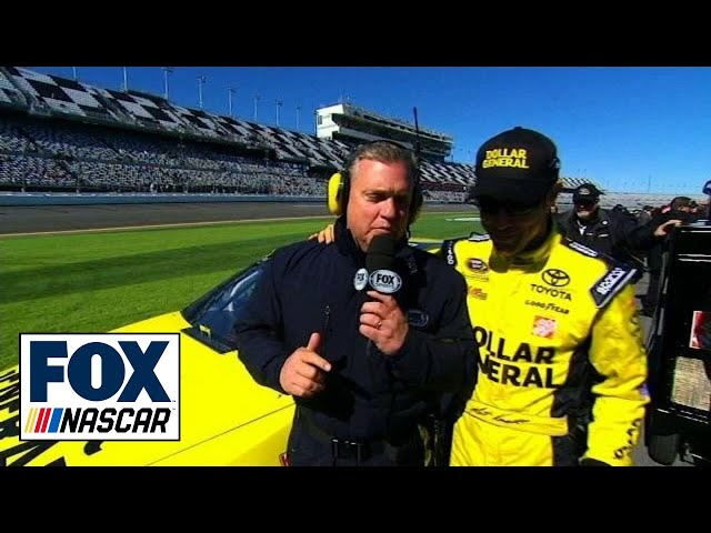 NASCAR RaceDay Pays Tribute to Fox Sports Colleague Steve Byrnes