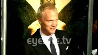 "Paul Bettany ""I am not an angel."""