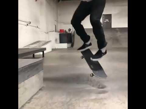 Fun skate sesh for @luanomatriz 🙌 🎥: @johnnicholsoniv   Shralpin Skateboarding