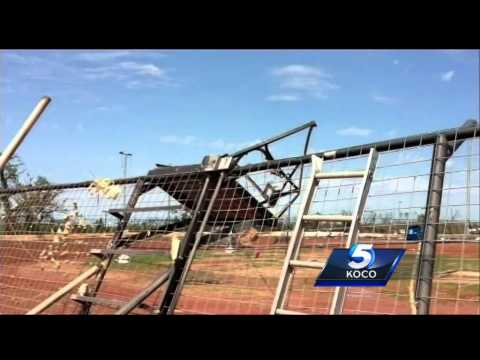Oklahoma City Race Track Hit By Tornado Reopens