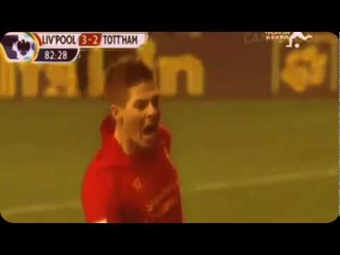 Full HD - Liverpool Vs Tottenham 3-2 All Goals & Highlights 10.3.2013