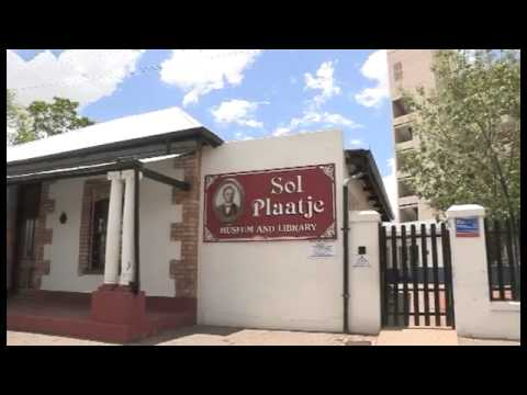 Video over Kimberly en omstreken in Zuid-Afrika