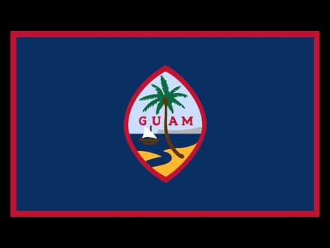 """Territorial anthem of Guam """"Stand Ye Guamanians"""""""