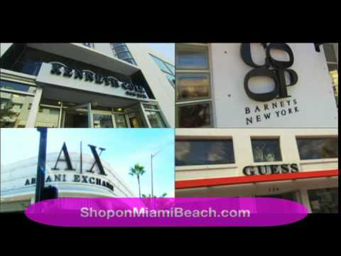Shop on Miami Beach