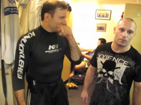 Matt Serra UFC 119 Video Blog - Day 3 Image 1
