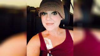 Mother of quadruplets battles recurrence of Hodgkin lymphoma